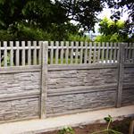 plotové dílce betonové