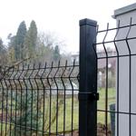 Kovové plotové dílce pro kvalitní a pevný plot!
